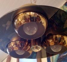 60s hanging lamp LG